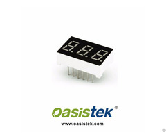 Led Signage Digital Display Oasistek 7segment Tot 3301