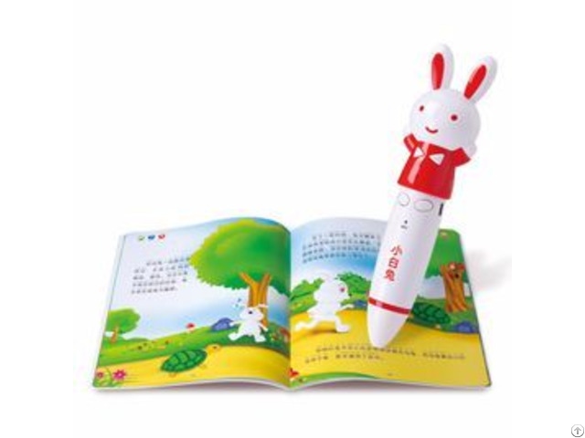 Hot Selling Children Educational English Talking Pen With 12pcs Books