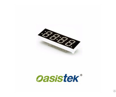 Oasistek Taiwan 7 Segment Digital Display Tof 6408