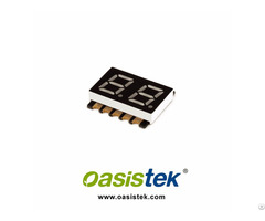 Oasistek 7 Segment Led Smd Display Tod F2281