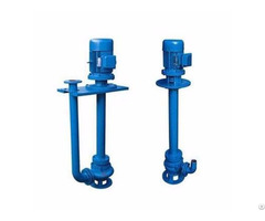 Yw Vertical Submerged Pump Cast Iron Stainless Steel
