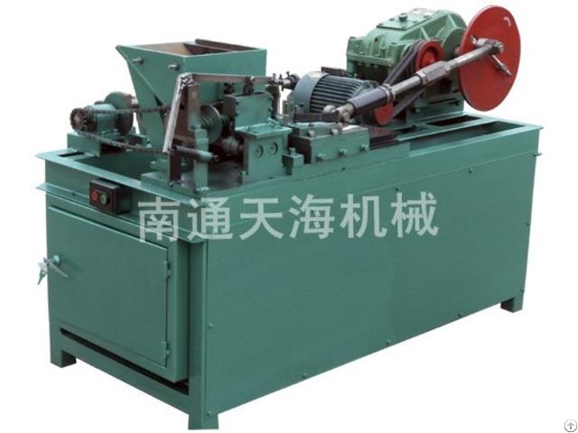 Bj Model Spoke Diameter Varying Machine