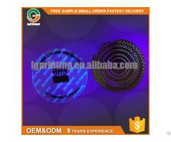 Counterfeit Laser 3d Uv Ink Anti Fake Hologram Sticker