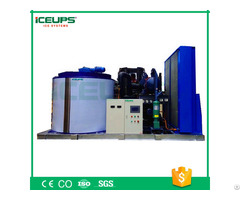 Industrial Flake Ice Machine With Capacity 15ton 24h