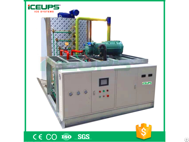 Industrial Ice Making Machine With Capacity 20ton 24h