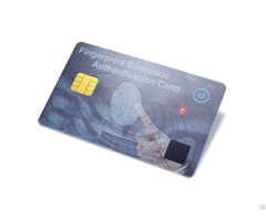 Fingerprint Mifare S50 Rfid Contactless Card