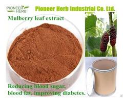 Deoxynojirimycin Mulberry Leaf Extract Dnj