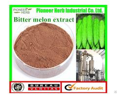 Bitter Melon Extract Momordica Saponins Charantin