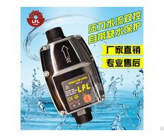 Pressure Control Of Water Pump