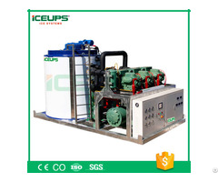 Industrial Flake Ice Machine With Capacity 30t 24h