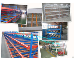 Multi Functional Carton Live Storage Racking By Direct Factory