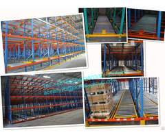 Aceally Pallet Live Storage Racking System
