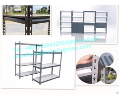 Boltless Rivet Shelving Commercial Furniture Type And Ce Certification Garage Racking Storage Bays