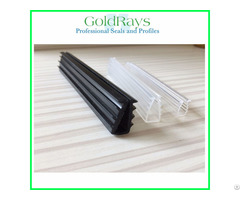 Aluminium Doors And Windows Accessories Rubber Seals For Glass
