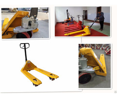 Material Handling Tools Manual Hydraulic 2t 3t Standard Hand Pallet Truck Jack Forklift