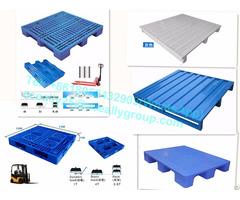 Euro Plastic Steel Pallet