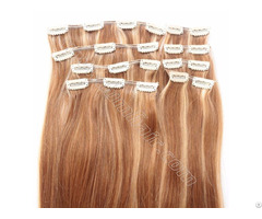 Clip In Human Hair Extensions From Chinese Factory