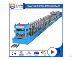 Highway Guardrail Metal Forming Machinery