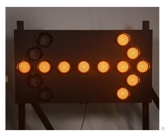 Led Display For Arrow Board