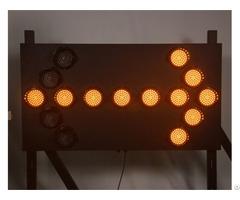 Led Display For Arrow Board