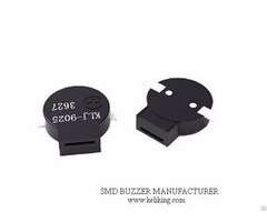 Easily Assemble Passive Smd Magnetic Surface Mounted Buzzer Klj 9025 3627