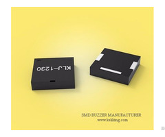 External Drive Piezo Smd Buzzer Audio Transducer Klj 1230