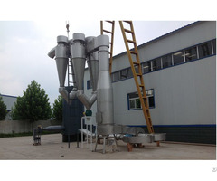 Air Stream Crash Dryer For Starch Production Line