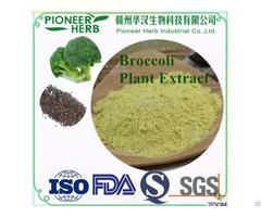 Sulforaphane Glucosinolates Broccoli Seed Extract