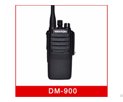 Dm 900 Dmr Tdma Ip66 Digital With Analog Dual Mode Radio