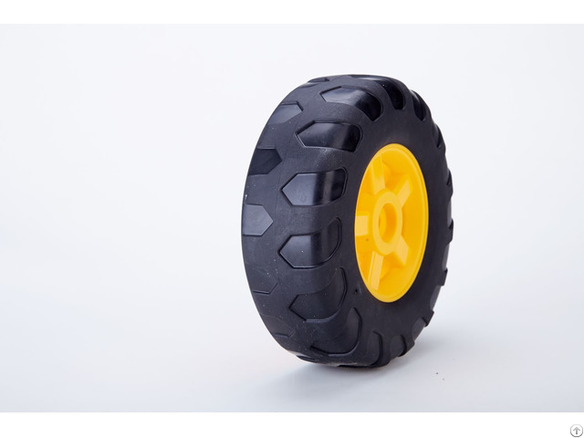 Rubber Injection Toy Wheel Mould For Oem And Customize