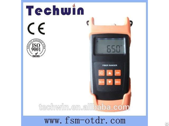 Portable Fiber Checker 3304n Fibre Optic Tester