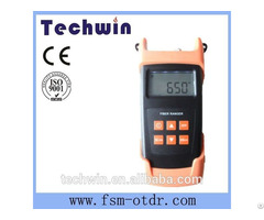 Portable Fiber Checker 3304n Fibre Optic Tester