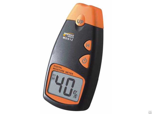 Digital Wood Moisture Meters Md812 Humidity Measurement