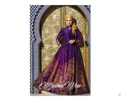 Silk Way Collection Violette Dress