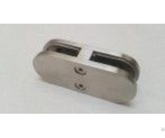 Stainless Steel 180degree Glass Clamps