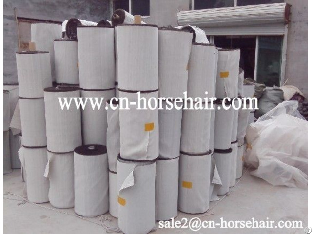 Horse Tail Hair Fabric For Cloth