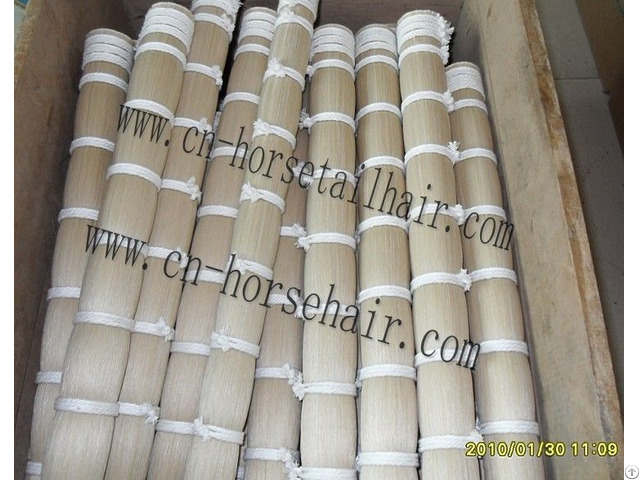 Horse Tail Hair For Violin Bow