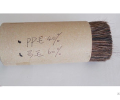 Horse Hair Mixed Pp For Brush Making