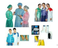 Hdpe Ldpe Pe Poly Disposable Apron