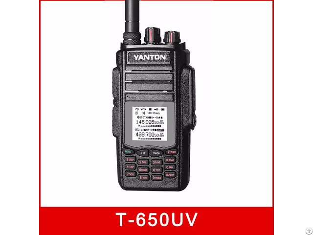 T 650uv Dual Band Uhf Vhf 10w Duplex Repeater 999channel Radio