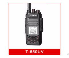 T 650uv Dual Band Uhf Vhf 10w Duplex Repeater 999channel Radio