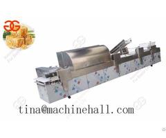 Peanut Brittle Molding Machine