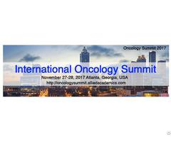 International Oncology Summit