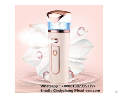 Rechargeable Handy Nano Mist Sprayer Home Beauty Face Atomizer Facial Steamer