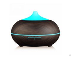 Wood Grain Anion Ultrasonic Aromatherapy Aroma Diffuser