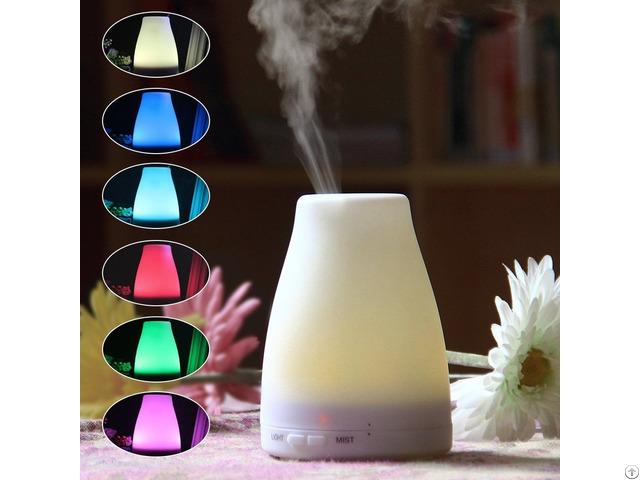 Good Price 100ml Bottle Shape Ultrasonic Diffuser