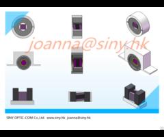 Mini Free Space Optical Isolator For Bosa Tosa Rosa