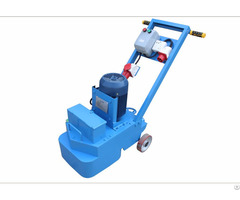 Epoxy Floor Grinder Polisher Machine