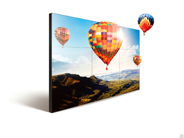 "Lcd Video Wall Lg Original Splicing Display Panel 49"" 55"""