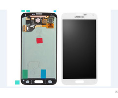 China Manufacturer Lcd Screen Replacement Display Touch For Samsung Galaxy S5